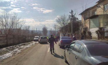 Șofer din Vaslui, împușcat în cap de un poliţist