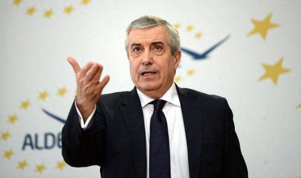 Călin Tăriceanu, despre Gabriel Vlase: Cred că ar fi potrivit la conducerea SIE. Nu s-a stabilit în Coaliție un calendar privind numirea