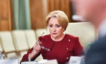 Viorica Dăncilă va prezenta în Parlament, la solicitarea sa, stadiul pregătirilor privind preluarea preşedinţiei UE de către România