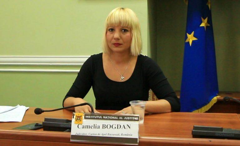 UPDATE Camelia Bogdan, exclusă pentru a doua oară din magistratură de Secţia pentru judecători a CSM. Reacția judecătoarei