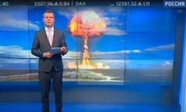 Presa rusă pregătește populația pentru un război nuclear