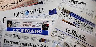 Criza politică din România, în presa internațională