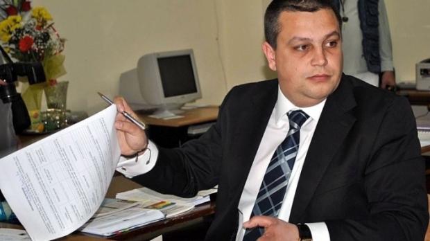 Sergiu Diacomatu, fostul vicepreședinte ANRP, s-a prezentat la ÎCCJ