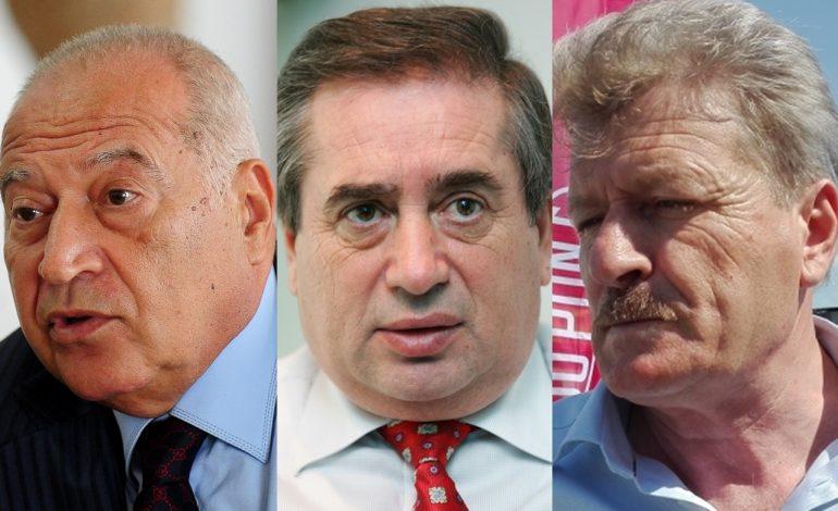 Dan Voiculescu, Ioan Niculae și Constantin Duluțe, ofertați cu sute de milioane de euro să-și vândă firmele care lucrează terenurile concesionate
