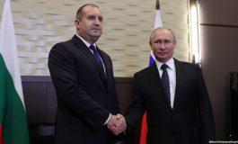 G4Media: Bulgaria, piruetă către Rusia? După vizita președintelui Radev, premierul Borisov merge la Putin