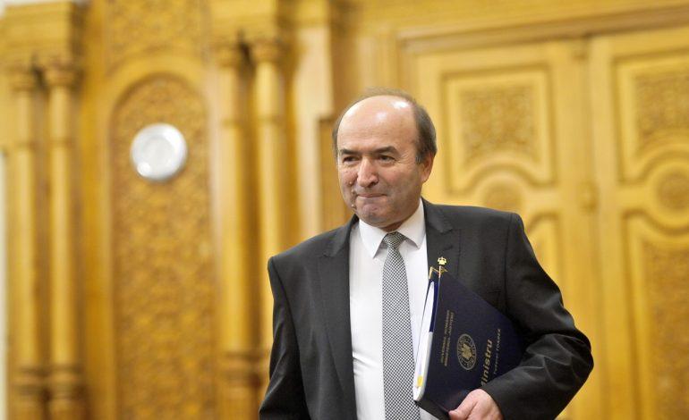 """Tudorel Toader s-a lăudat oficialilor germani cu """"reforma masivă"""" a Justiției din România"""