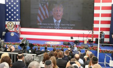 Statele Unite şi-au mutat ambasada din Israel, de la Tel Aviv la Ierusalim