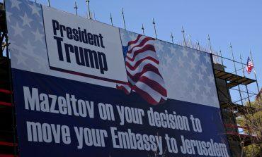 MAE: Nu a fost primită o invitaţie de participare la deschiderea oficială a Ambasadei SUA la Ierusalim