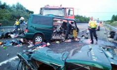 UPDATE VIDEO Nouă români au murit într-un accident petrecut în apropiere de Budapesta. MAE a activat celula de criză