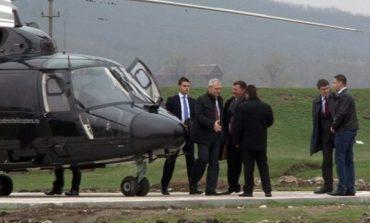 VIDEO Cum explică Liviu Dragnea deplasarea cu elicopterul MApN la Buzău, unde a fost huiduit