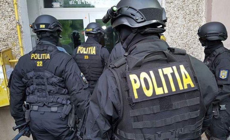 """Operațiunea """"Ziua Z"""": Percheziţii în Capitală şi în 28 de judeţe, în dosare de criminalitate organizată. Este vizată şi gruparea Ghenosu"""