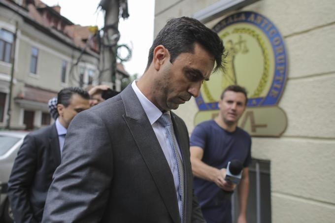 Fostul șef al Poliției Române chestorul Cătălin Ioniţă citat la DNA în calitate de suspect într-un dosar