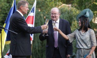 VIDEO Ambasadorul Marii Britanii, Paul Brummell, la final de mandat: România mi-a fost casă timp de patru ani