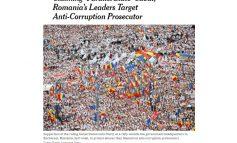 New York Times și ARD scriu despre periclitarea luptei anticorupție în România și eliminarea independenței procurorilor