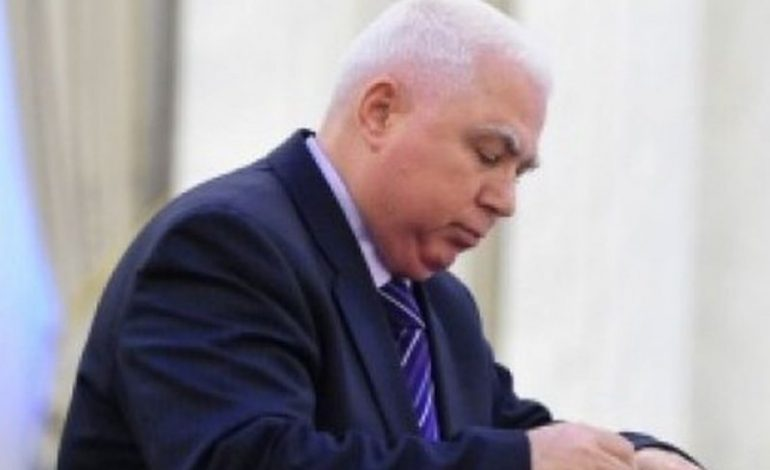 """Judecătorul CCR Petre Lăzăroiu a declarat că a fost avertizat în 2011 de """"un prieten foarte bun"""" că este interceptat în dosarul fostului ministru Laszlo Borbely"""