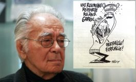 Mihai Șora, despre caricatura din Chrlie Hebdo: Desenul ironizează tocmai mințile înțepenite în stereotipuri etnice