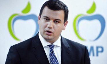 UPDATE Eugen Tomac a fost ales în funcţia de preşedinte al Partidului Mişcarea Populară