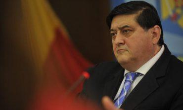 Fostul ministru Constantin Niţă, condamnat definitiv la patru ani de închisoare în dosarul în care este acuzat că ar fi primit mită de la Tiberiu Urdăreanu