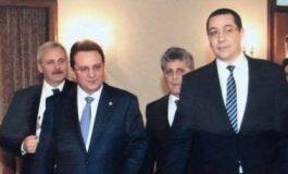 """""""Fotografie-avertisment"""" pentru """"camaradul Dragnea"""", publicată de Victor Ponta"""