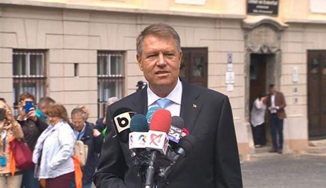 Klaus Iohannis: Dragnea ar trebui să dispară pur şi simplu din viața publică românească. Mi-aş dori ca PSD să se teamă de români, nu de mine