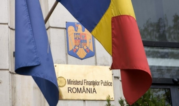 MFP: Deficitul bugetar al României a crescut în ultimul an de aproape patru ori