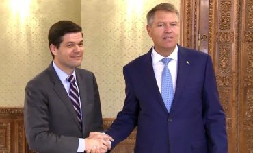 Administrația Prezidențială: Preşedintele Klaus Iohannis se bucură de sprijinul deplin al SUA pentru rolul său esenţial în întărirea democraţiei şi a statului de drept
