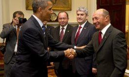 Traian Băsescu, despre Gabriel Oprea: Chiar a ajuns tare rău şi jos dacă pentru imagine (fără acoperire) falsifică fotografiile de la întâlnirea mea cu Barak Obama
