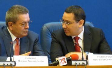 Ioan Rus îşi anunţă susţinerea pentru Mişcarea Pro România, a lui Victor Ponta: PSD s-a băgat pe o stradă cu sens unic,