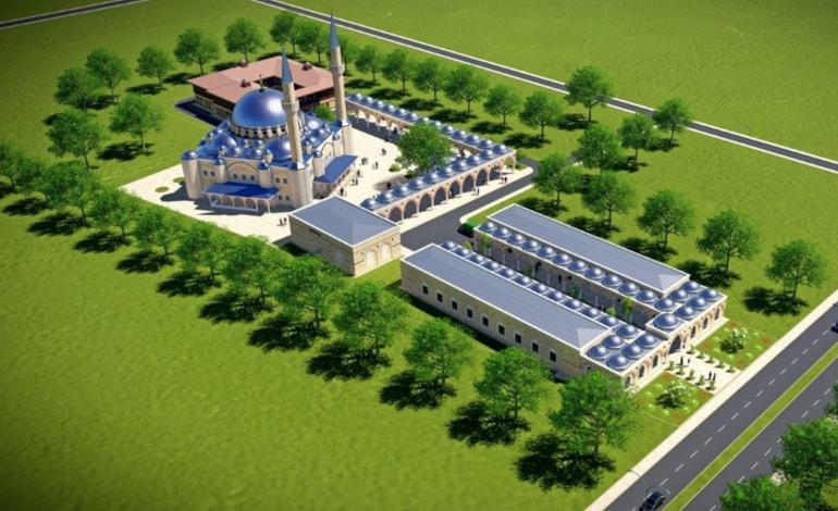 Moscheea din Bucureşti nu va mai fi construită