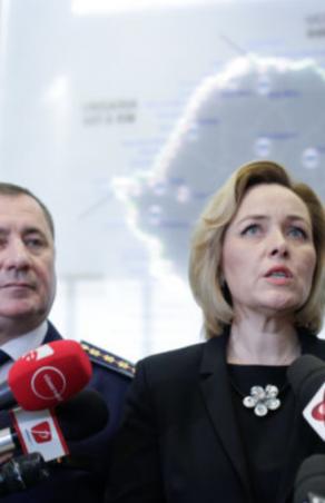 Șeful Poliției Române nu poate explica de ce a fost sancționat șoferul anti-PSD