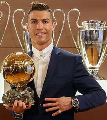 Cristiano Ronaldo, cel mai bun fotbalist al lumii