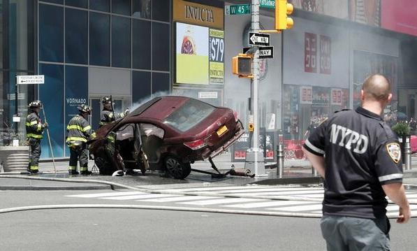 Atentat la New York: 8 morți și 11 răniți