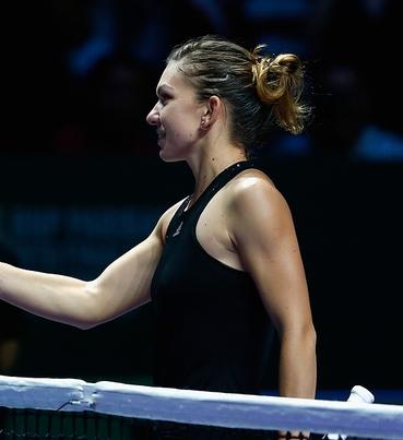 Meci Halep – Wozniacki pentru calificarea în semifinale