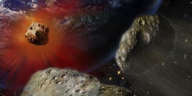 Un fragment de 20 de centimetri din cel mai vechi meteorit de pe Terra s-a vândut la licitaţie cu 15.999 de euro