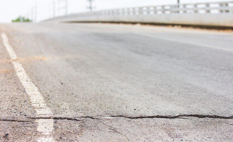 Gogule, probleme, mă?! Lotul 3 din Autostrada Orăștie-Sibiu se crapă din nou