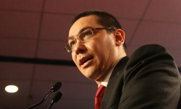 """Victor Ponta: """"Cel mai apropiat și protejat om de sistem din PSD a fost întotdeauna Liviu Dragnea."""""""