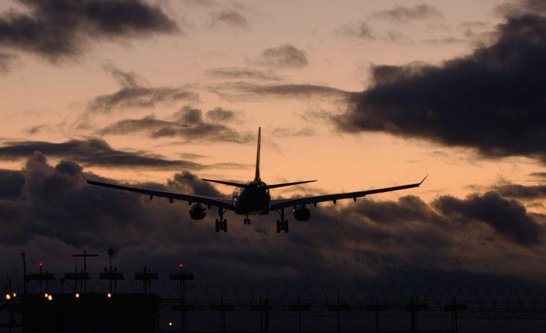 VIDEO: Momente de groază la aterizarea unui avion, la Salzburg