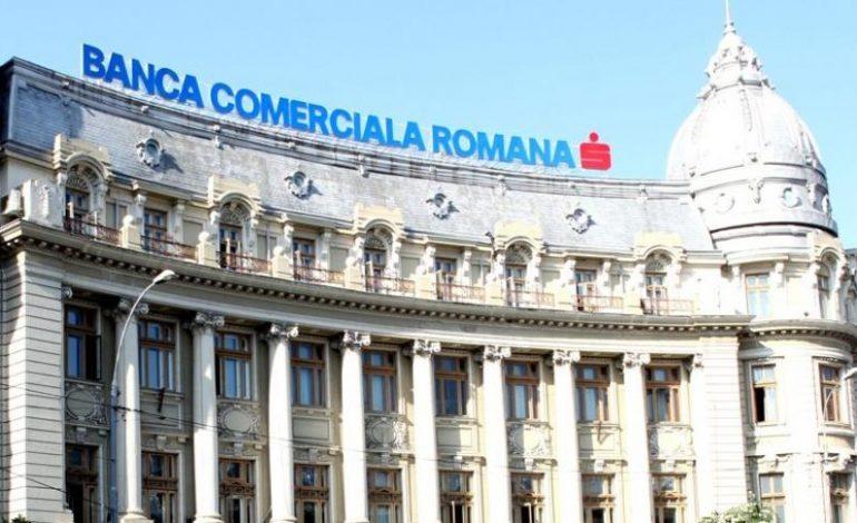 BCR: Profit net de 102,8 milioane euro în primele 9 luni din 2017