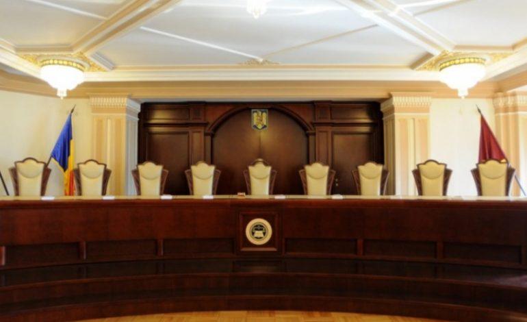CCR a respins ca inadmisibile toate sesizările formulate de USR cu privire la modificările aduse legilor Justiţiei