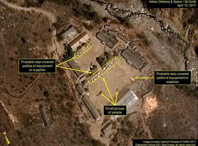 200 de morți după ce situl de test nuclear din Coreea de Nord s-a prăbușit!