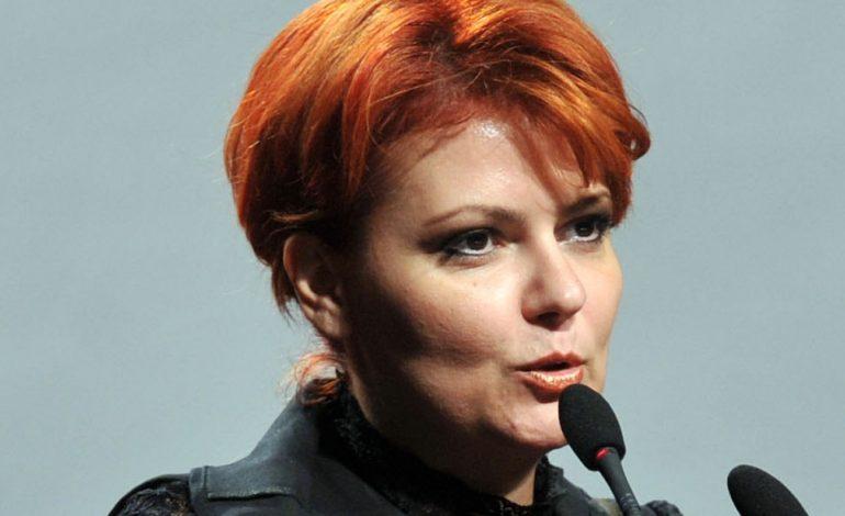 Olguța Vasilescu: Se știa că salariile foarte mari vor scădea încă din momentul dezbaterii legii în Parlament