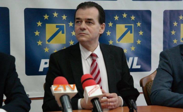 Ludovic Orban a depus plângere penală la Parchetul General împotriva premierului Dăncilă pentru înaltă trădare şi uzurparea funcţiei publice în legătură cu mutarea Ambasadei României din Israel