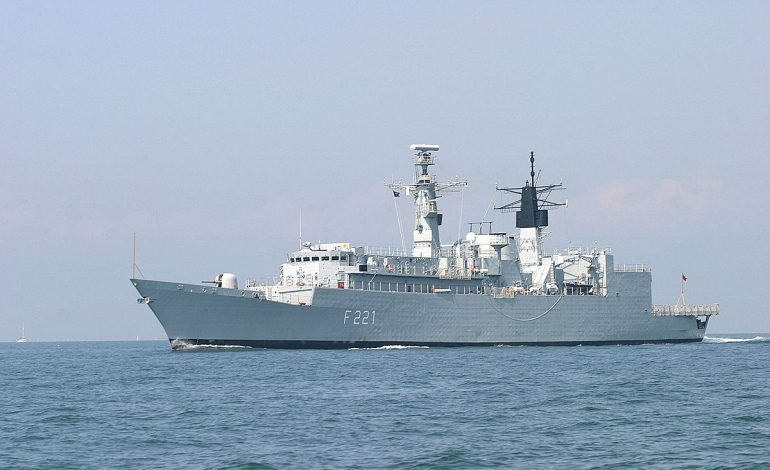 """""""Lupu Dinescu"""" și """"Regele Ferdinand"""", la exerciții NATO în Marea Neagră"""