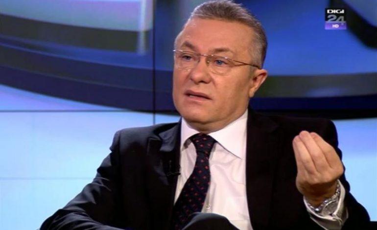 """Cristian Diaconescu: """"Iohannis ar trebui să sesizeze Comisia de la Veneția"""""""