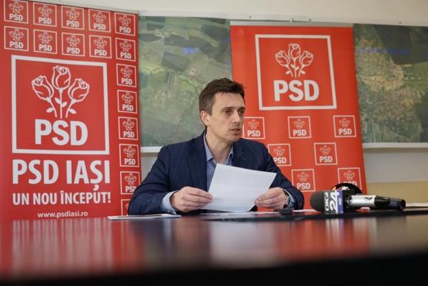 Europarlamentarul Cătălin Ivan, despre mitingul PSD de sâmbătă: Oameni necăjiţi, urcaţi în autocare precum vitele în vagoane
