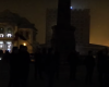 Marian Oprișan a tras heblul. Proteste pe întuneric la Focşani