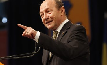 Traian Băsescu: Niciodată nu voi permite unei minorități să umilească românii