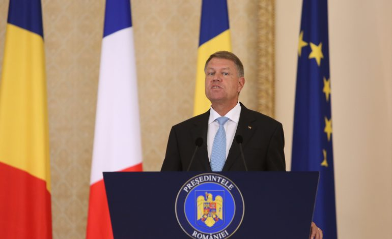 """Iohannis: Voi folosi """"absolut toate pârghiile prezidențiale"""" pentru a apăra independența Justiției"""