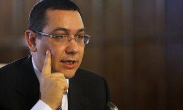 """Ponta denunță """"ambițiile și isteriile Cartelului Teldrum și ale Cuplului Prezidențial Dragnea-Firea"""