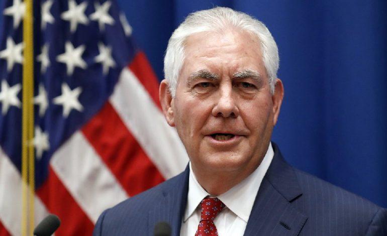 """Tillerson afirmă că ingerința Rusiei în alegerile din SUA a fost un act de """"război hibrid"""""""